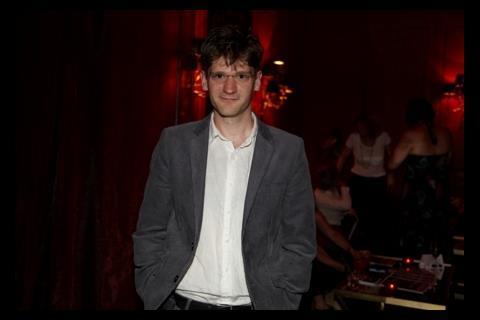 2010 UK Star of Tomorrow Jonathan Entwistle